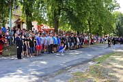 Hasiči v Mančicích oslavili 130 let svého sboru a 100 let republiky.