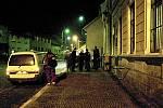 Přepadení pobočky pošty v Kostelci nad Černými lesy. 28. listopad 2008