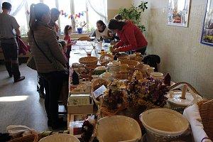 Trhy s podzimní tematikou hostila Střední Odborná Škola v Liblicích