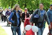 Den záchranářů v Kolíně.