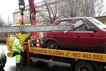 Odtahy vozidel v Kolíně