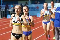 Mistrovství ČR v atletice v Kolíně