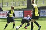 Z utkání FK Kolín U14 - Cidlina (0:4).