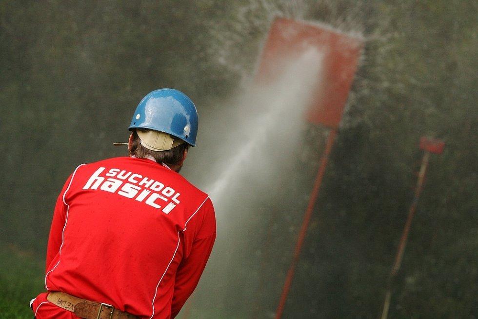 V Zibohlavech hasiči zakončili sezonu