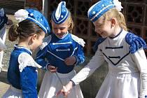 Oslavy 70. výročí založení školky v Žiželicích