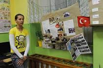 Osmička dětí a pedagogové představili tureckou misi