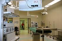 Sály bude využívat oddělení chirurgie, ortopedie, gynekologie, urologie, dětské chirurgie a další operační obory.