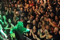 Legendární Katapult nadchl stovky fanoušků rockovými hity uplynulých čtyřiceti let
