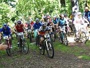 Kolínské sportovní dny ZŠ 2017 - cyklistika.
