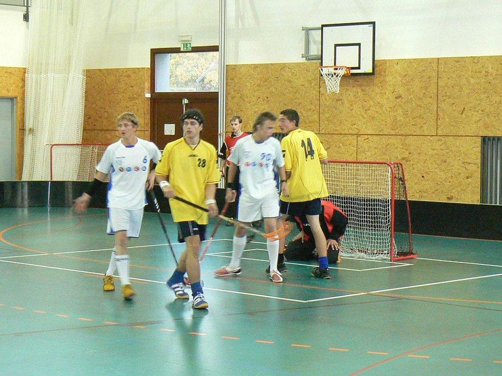 Mládežnické týmy FBC Kolín.