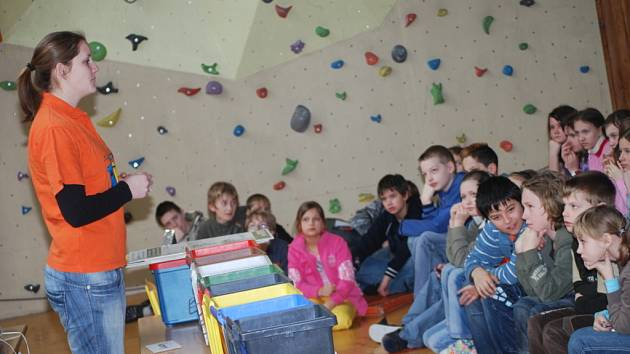 Den s Technickými službami v Českém Brodě.