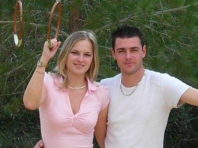 Miroslav Krulich si angažmá na Kypru užíval ve společnosti  své přítelkyně.