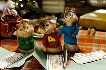 Snímky z filmu Alvin a Chipmunkové