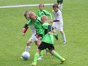 Turnaj v Kolíně vyhrála Sparta. Jeden domácí výběr skončil šestý, druhý obsadil šestnáctou příčku.