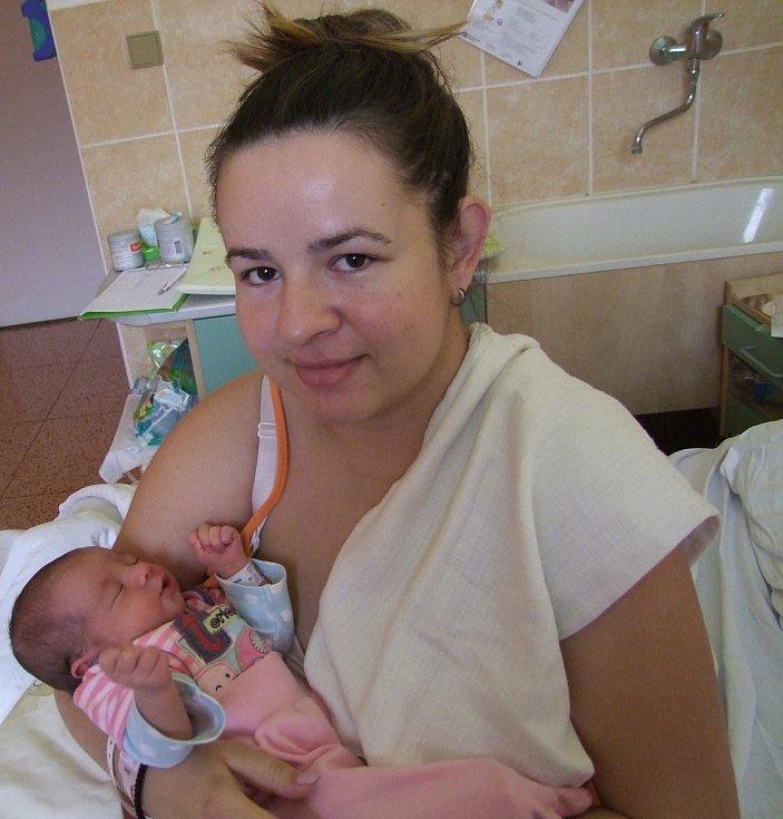 Aneta Stehlíková se narodila 6. ledna 2018 mamince Petře. Měřila 50 cm a vážila 3280 gramů. Do rodiny, která bydlí v Kounicích, ji uvítá také tatínek Jíří a sestřička Veronika (2,5 roku).