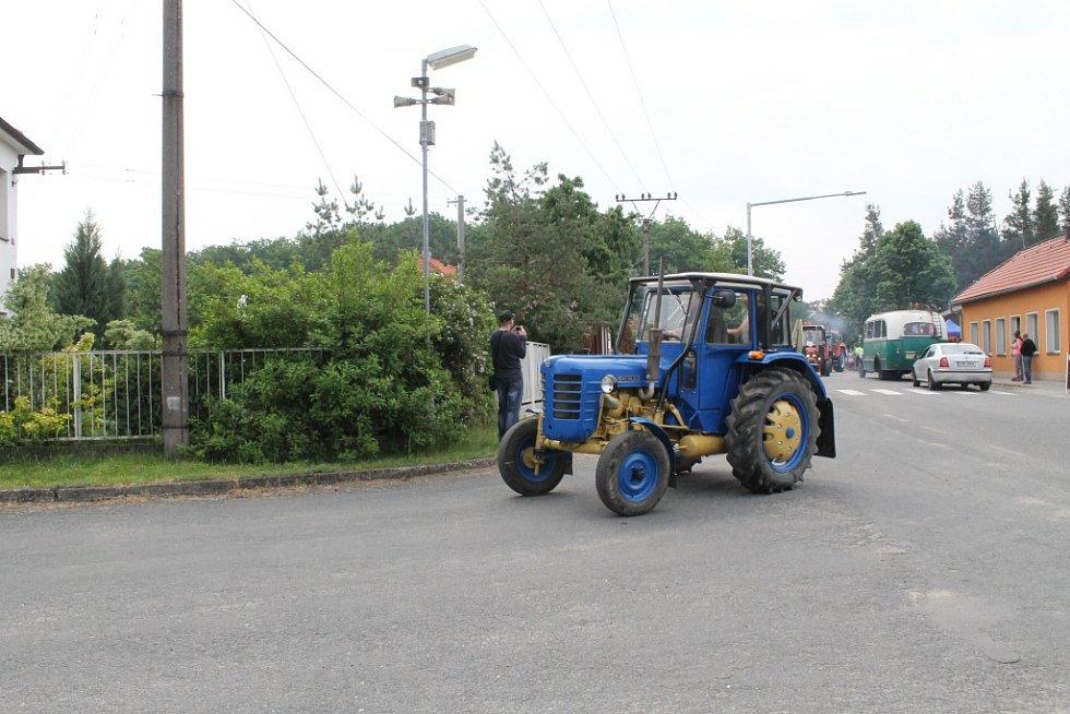 Traktoriáda 2016 v Lipci
