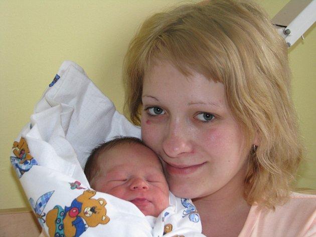 Daniel Müller se narodil 30. dubna v Kolíně. Vážil 3140 gramů a měřil 50 centimetrů. Doma v Kutné Hoře ji přivítá maminka Petra a tatínek Pavel.