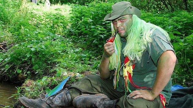 Pohádkový les čekal na děti i letos