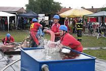 Okresní soutěž v požárním sportu sborů dobrovolných hasičů z okresů Kolín a Kutná Hora