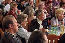 Jarní setkání důchodců v Kouřimi