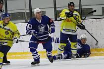 Z utkání Kolín - Břeclav (4:2)