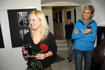 Kateřina Vítková vystavuje fotografie