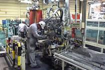 Jedním z míst, kde díky automatizaci dojde ke snížení ergonomické zátěže zaměstnanců, je svařovna.