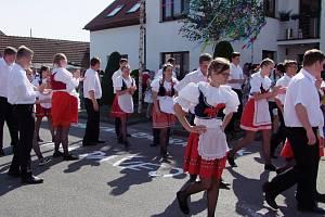 Velkou kulturní událostí letos budou i tradiční staročeské máje. Ilustrační foto.