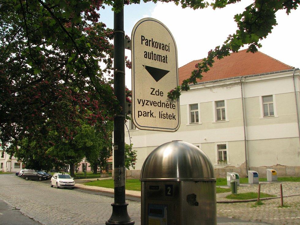 Z návštěvy Českého Brodu.