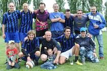 Mistrovský tým atletů SPA.