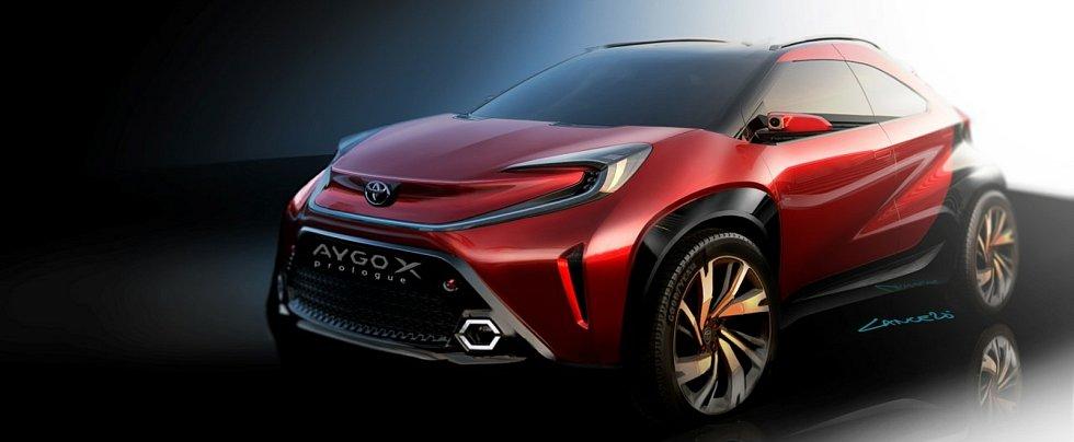 Toyota Aygo X Prologue.