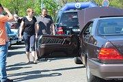 31. ročník Jarního setkání, alias Jarní burzy Mercedes Benz v Kolíně