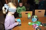 Děti se učily třídit odpad
