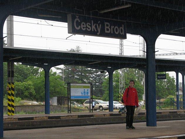 Poblíž nádraží v Českém Brodě by mělo vyrůst další parkoviště