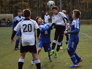 FK Kolín U15 - Admira Praha.