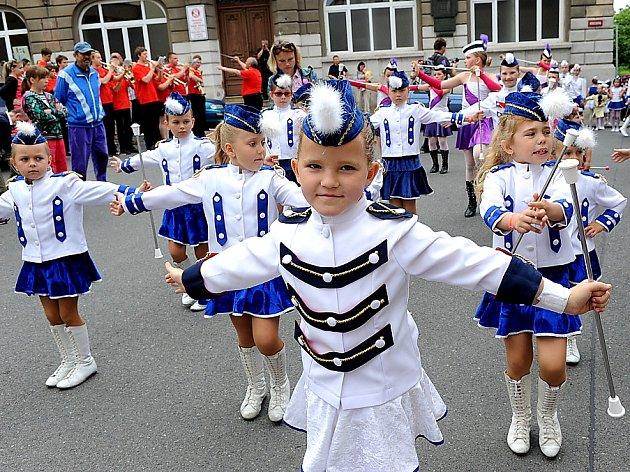 Nedělní program Kmochova Kolína 2012 okem Zdeňka Hejduka