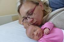 Viktorie Paroulková se narodila 8. srpna 2020 v kolínské porodnici, vážila 2475 g a měřila 45 cm. V Sendražicích bude vyrůstat s maminkou Věrou a tatínkem Michalem.