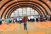 Celkem tři sta nadšených sportovců se zúčastnilo tradičních her pro radost.