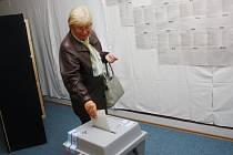 Krajské volby v Kolíně