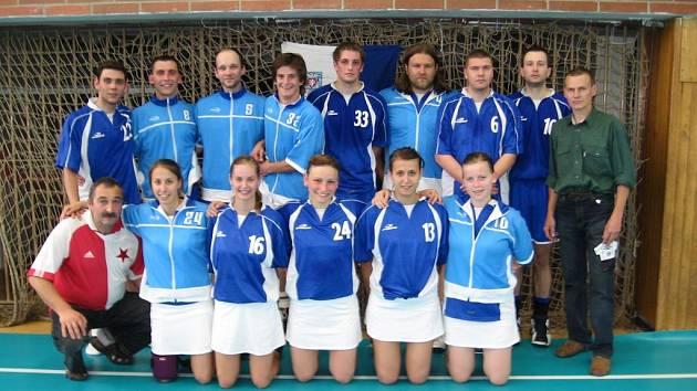 Kolínské áčko skončilo v letošním ročníku extraligy na druhém místě.