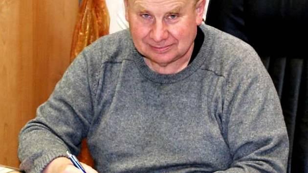 Starosta Josef Polák stál v čele Krakovan dlouhých 28 let.