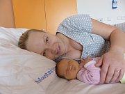 Kamila Rovná se narodila 5.12.2018 s váhou 3350 g. V Pňově-Předhradí bude bydlet se sourozenci Vojtou (10), Zuzanou (7) a rodiči Renatou a Tomášem.