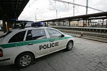 Kolínské vlakové nádraží