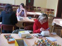 Setkání malých sběratelů v Domu dětí a mládeže Kolín