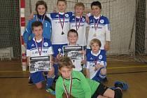 Na turnaji v Kolíně skončil jeden tým na třetím a druhý na sedmém místě.