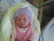 Isabela Slavínská se narodila 28. prosince 2016 s váhou 3210 gramů a mírou 49 centimetrů. Ve Velkém Oseku se z holčičky raduje maminka Martina, tatínek Jan a tříletý bratříček Nikolas.