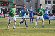 Z utkání FK Kolín - Jablonec nad Nisou B (5:0).