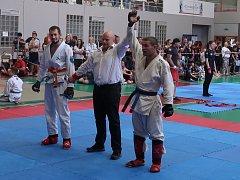 Kolínští bojovníci získali ve třetím kole v Praze čtyři medaile.