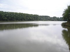 Rybník Strašík.