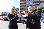 Spirála pomoci má díky sponzorům automobil, který ulehčí život zaměstnancům i klientům